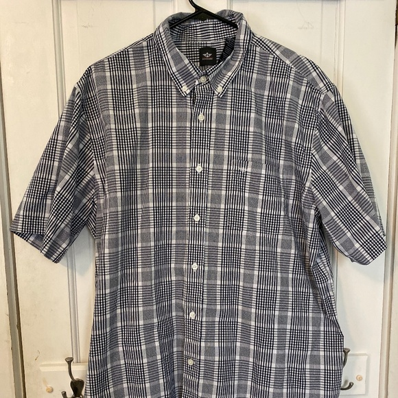 Dockers Other - Dockers Checkered Button Down Shirt - XL